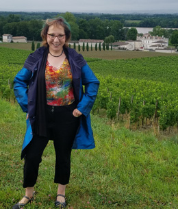 Deborah in Fronsac France